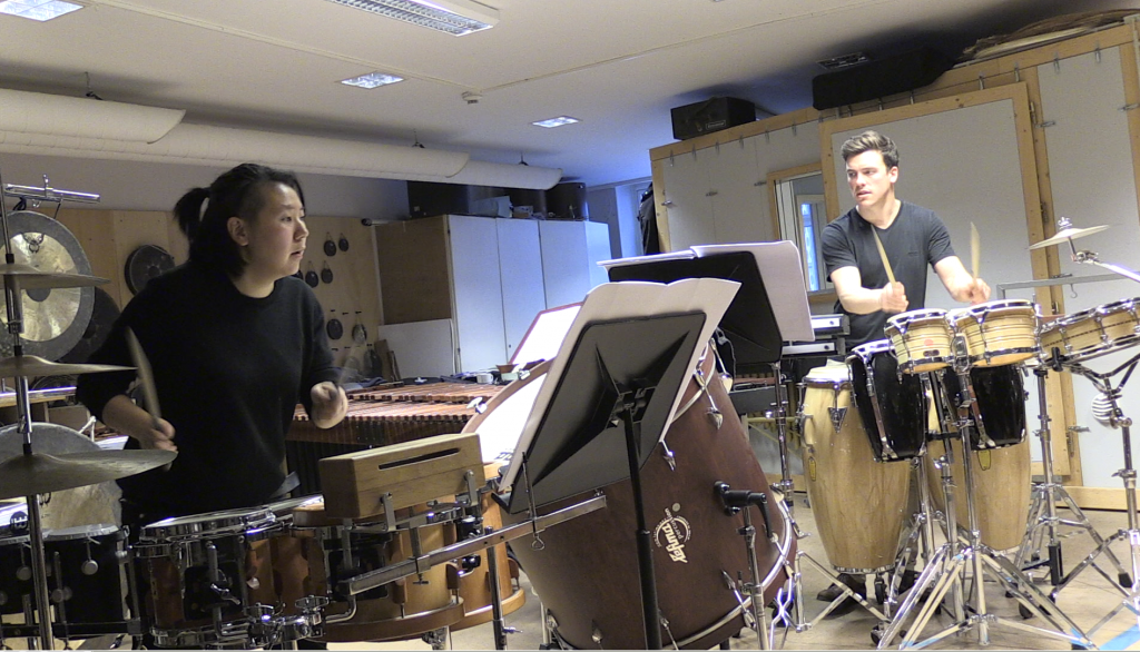 Double Beats Percussion Duo